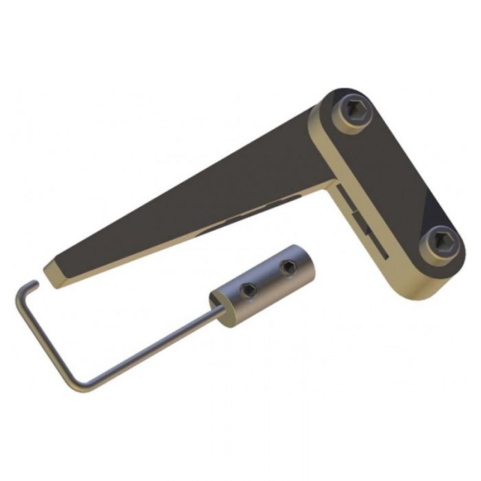 Brake Disc Measuring Tool Adaptor (to fit verniers)