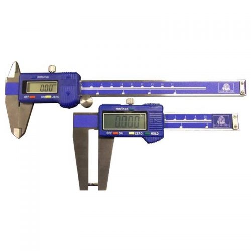 Digital Brake Disc Combination Measuring Set
