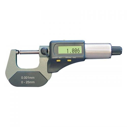 Digital Micrometer 0 -25mm
