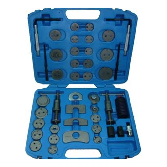 Manual Windback Tool Set c/w Brake Service Tools