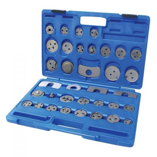 Piston Rewind Tool Adaptors Set - 35pce