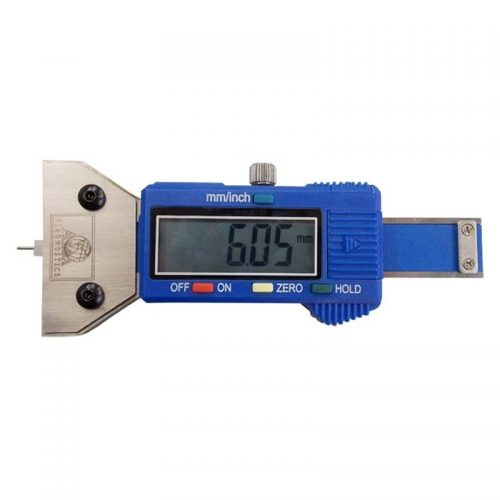 Digital Brake and Brake Pad Measuring tool
