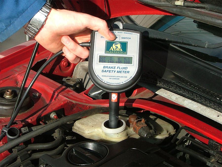 Brake Fluid Tester ALB1100CTA